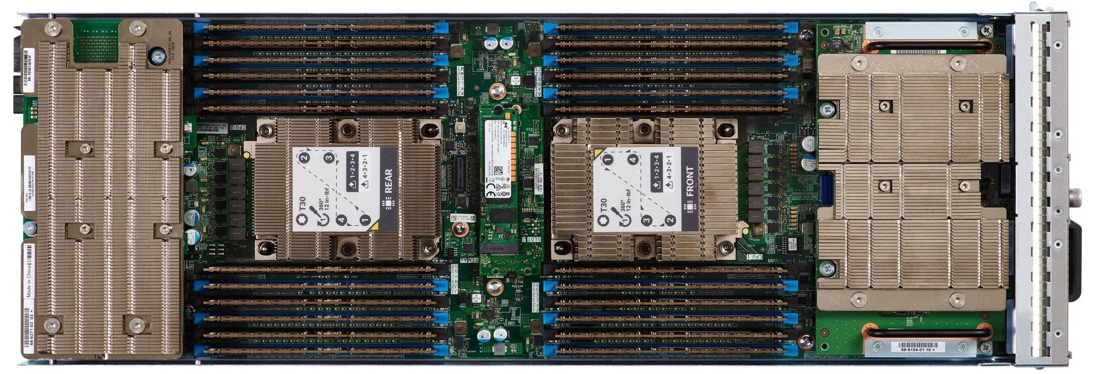 Cisco UCS B200 M5 GPUs