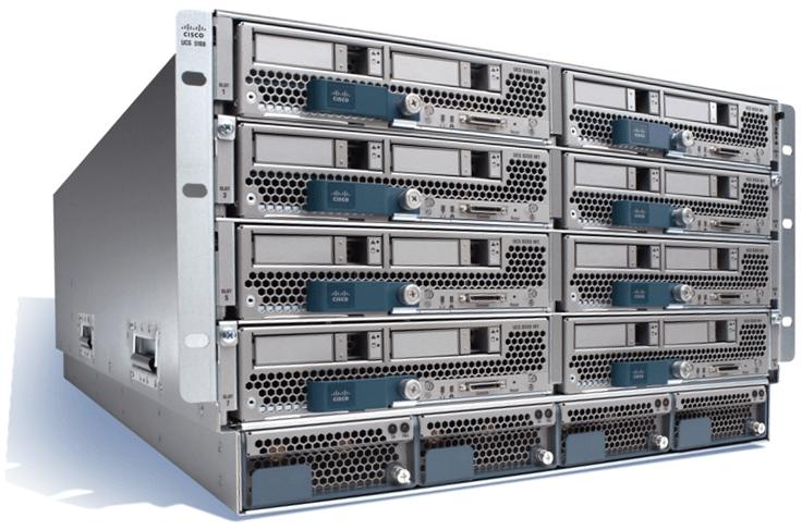 Cisco UCS 5100 Blade Server Chassis