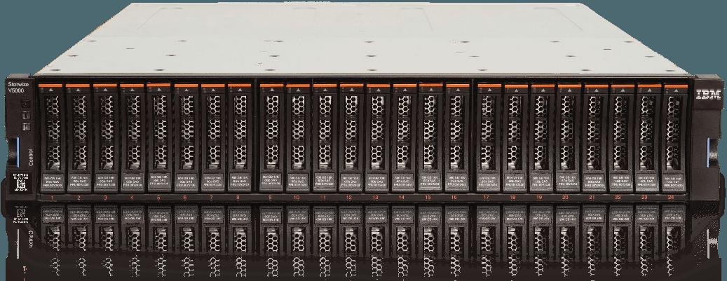 IBM Storwize V5010E