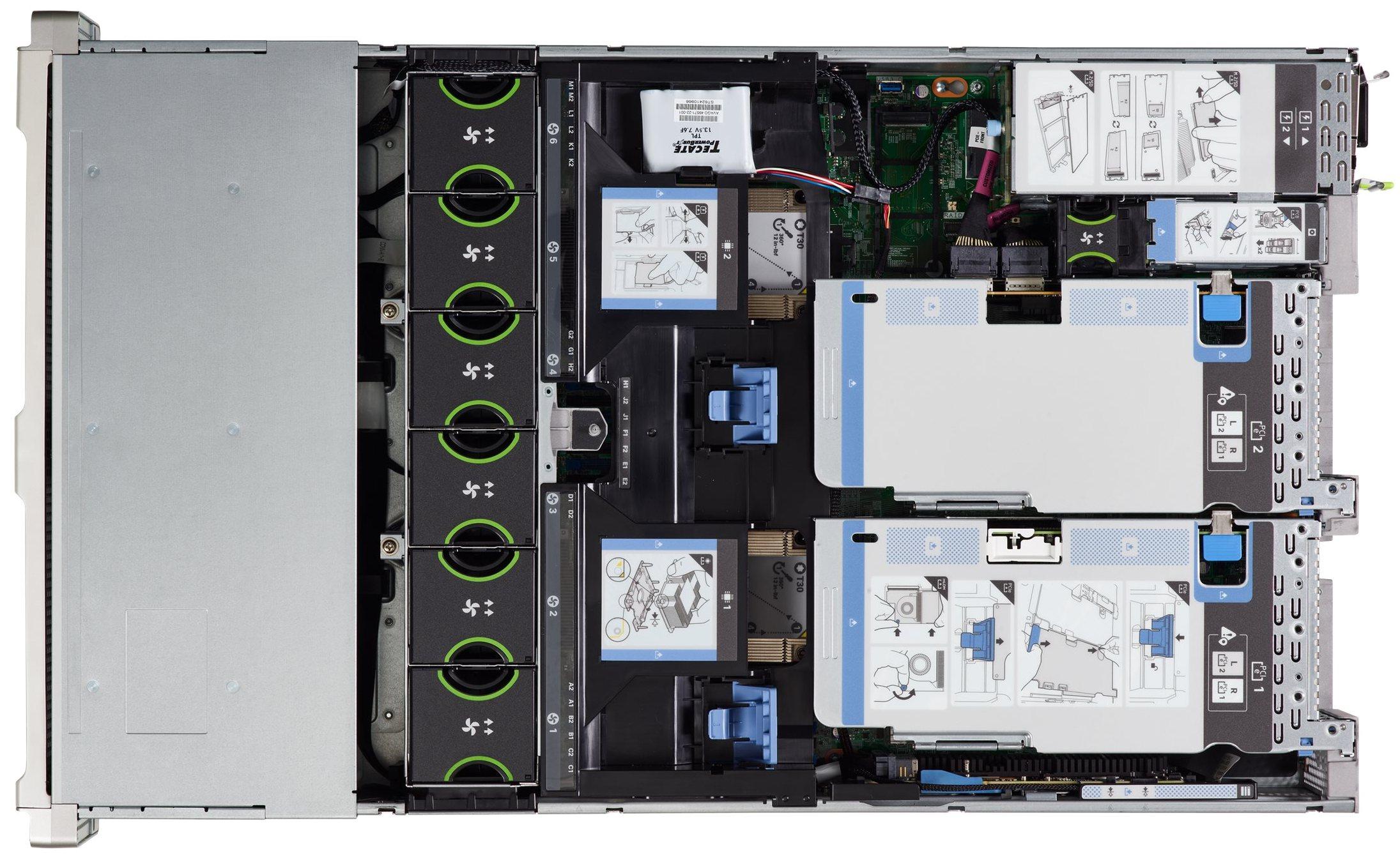 Cisco UCS C240 M5 Top