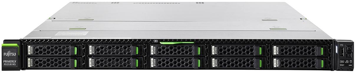Fujitsu PRIMERGY RX2530 M5 10-SFF