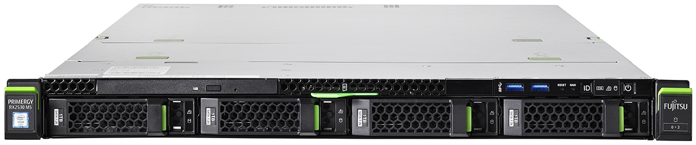 Fujitsu PRIMERGY RX2530 M5 4LFF