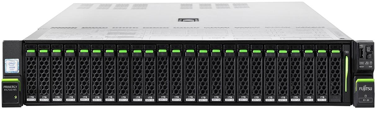 Fujitsu PRIMERGY Server RX2540 M5 24SFF