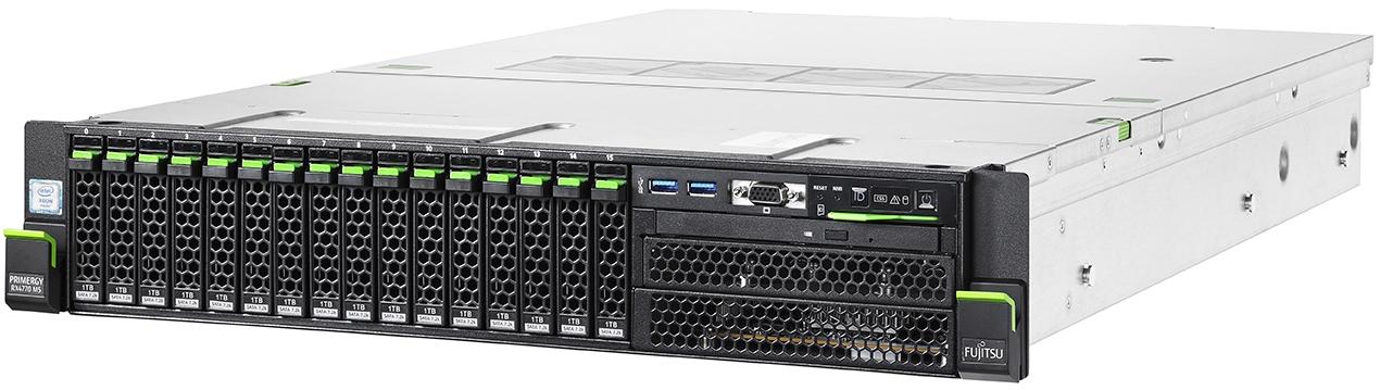 Fujitsu PRIMERGY Server RX4770 M5