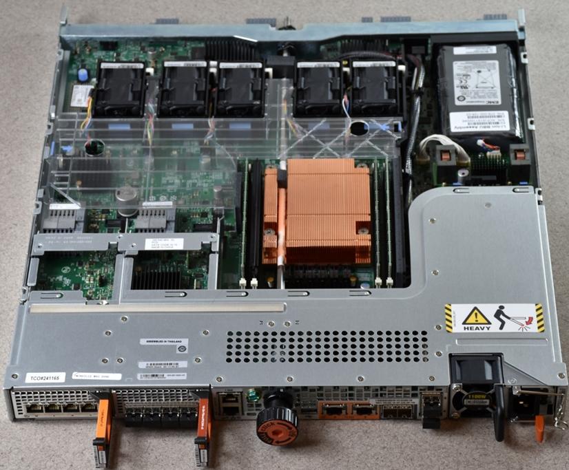 Dell EMC Unity XT 380 Controller