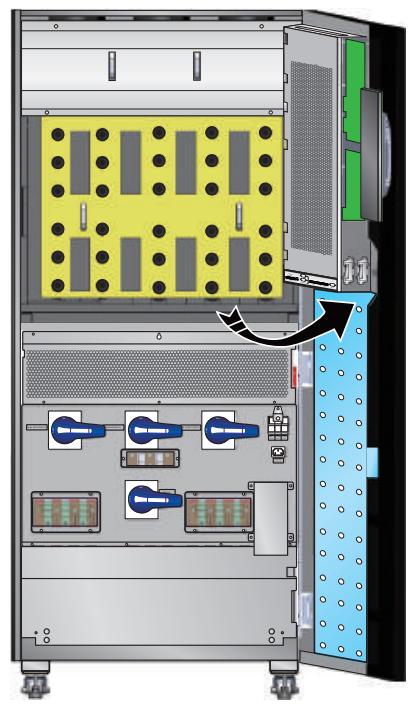 Delta Ultron DPS-160K Open Door