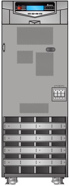 Delta Ultron HPH-20K-B