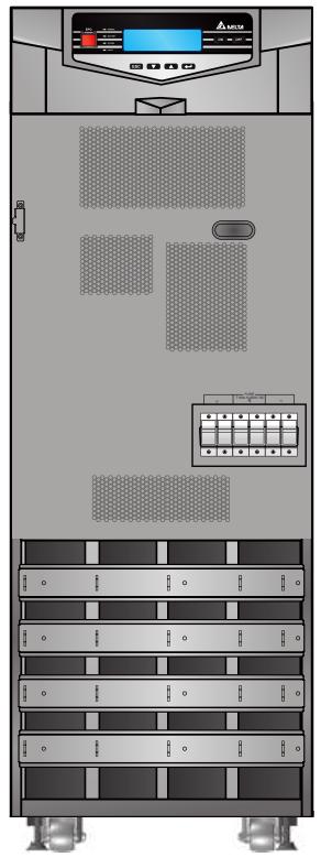 Delta Ultron HPH-40K-B