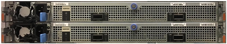 NetApp NS224 Rear