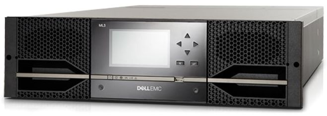 Dell EMC Tape Library