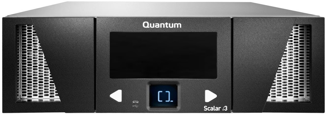 Quantum-Scalar-i3-tape-library