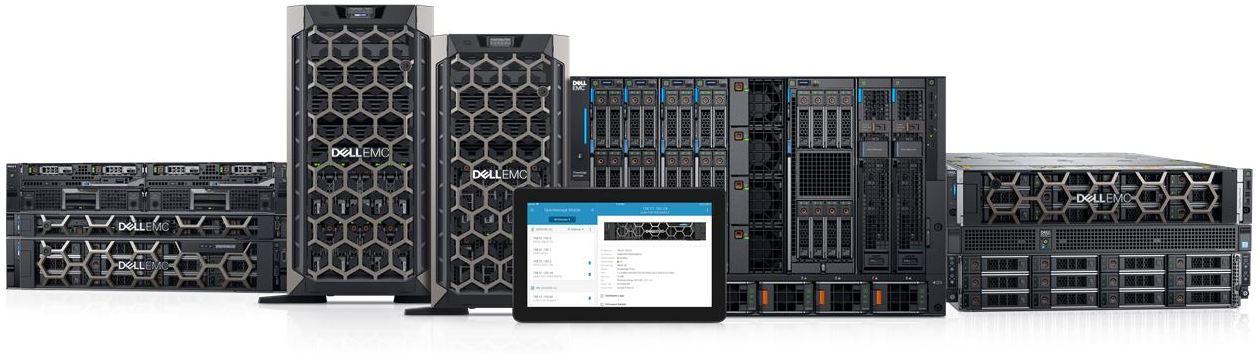 Dell EMC Servers